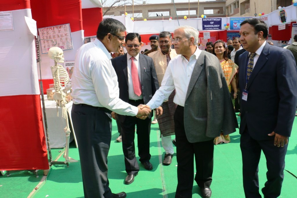 Health Exhibition held on 12.02.2016.: 17