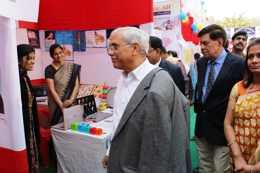 Health Exhibition held on 12.02.2016.: 19