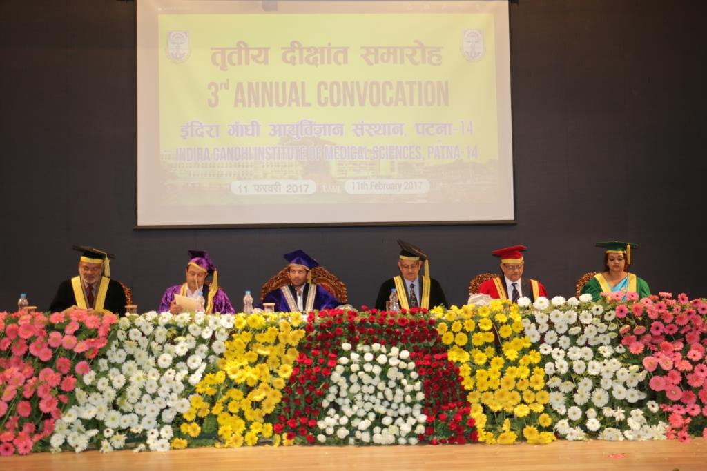 3rd Annual Convocation: CP49