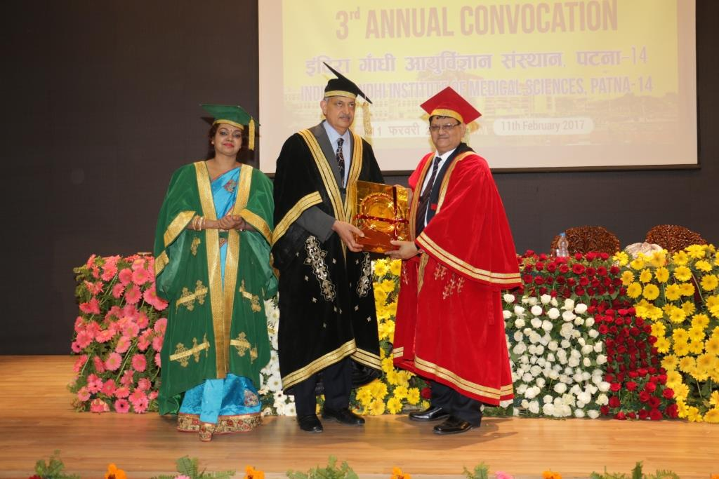 3rd Annual Convocation: CP72
