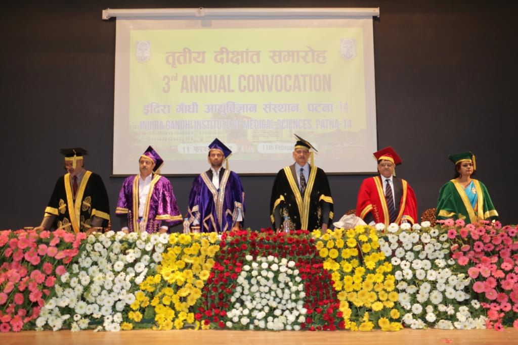 3rd Annual Convocation: CP77