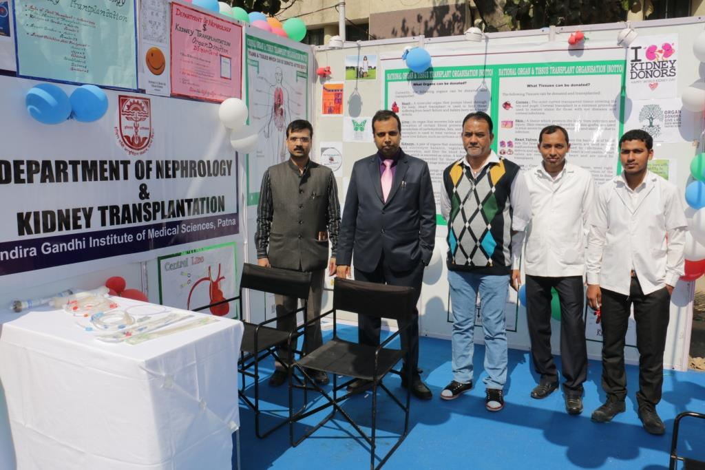 33RD INSTITUTE DAY CELEBRATION - HEALTH EXHIBITION: HE10