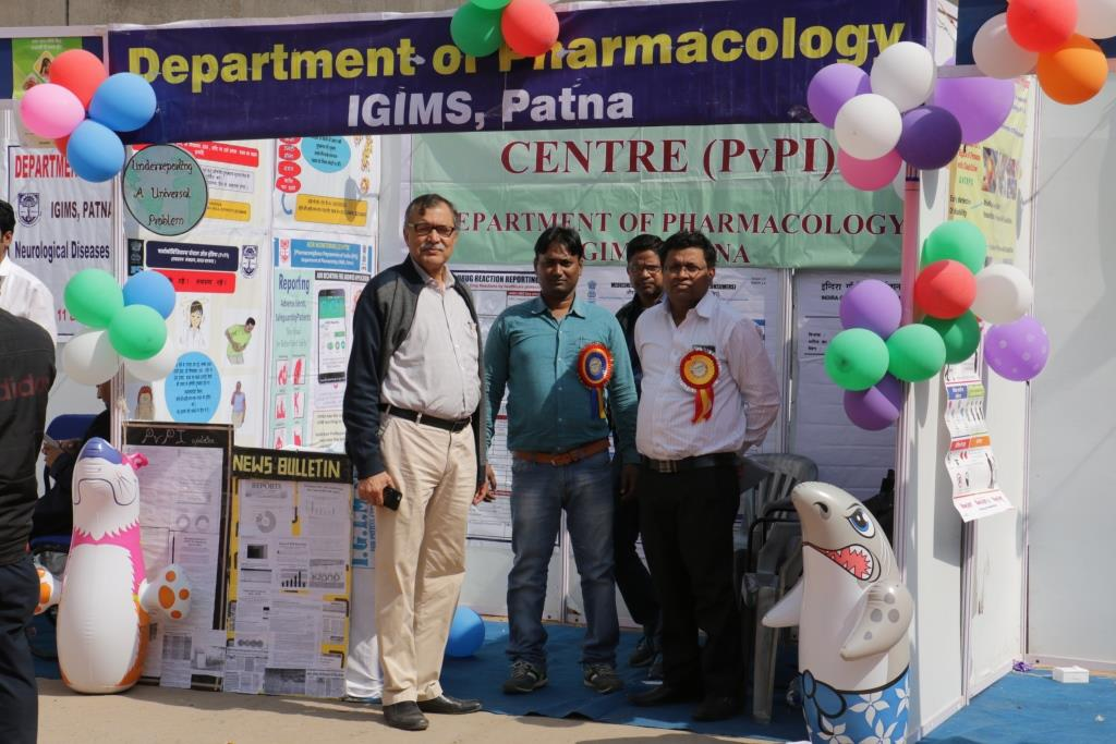 33RD INSTITUTE DAY CELEBRATION - HEALTH EXHIBITION: HE14