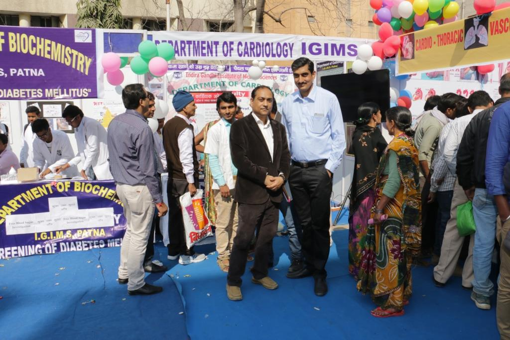 33RD INSTITUTE DAY CELEBRATION - HEALTH EXHIBITION: HE17