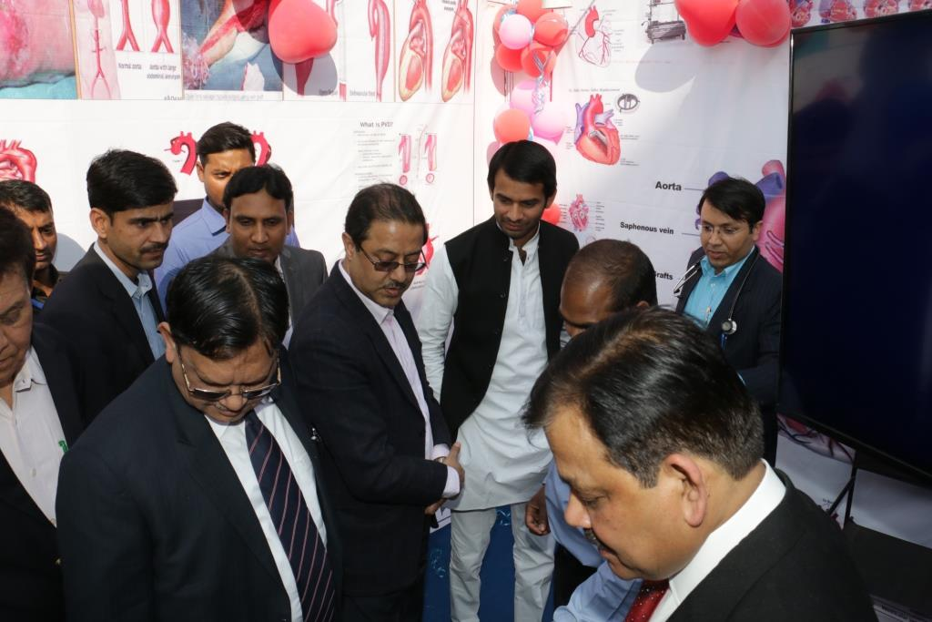 33RD INSTITUTE DAY CELEBRATION - HEALTH EXHIBITION: HE33
