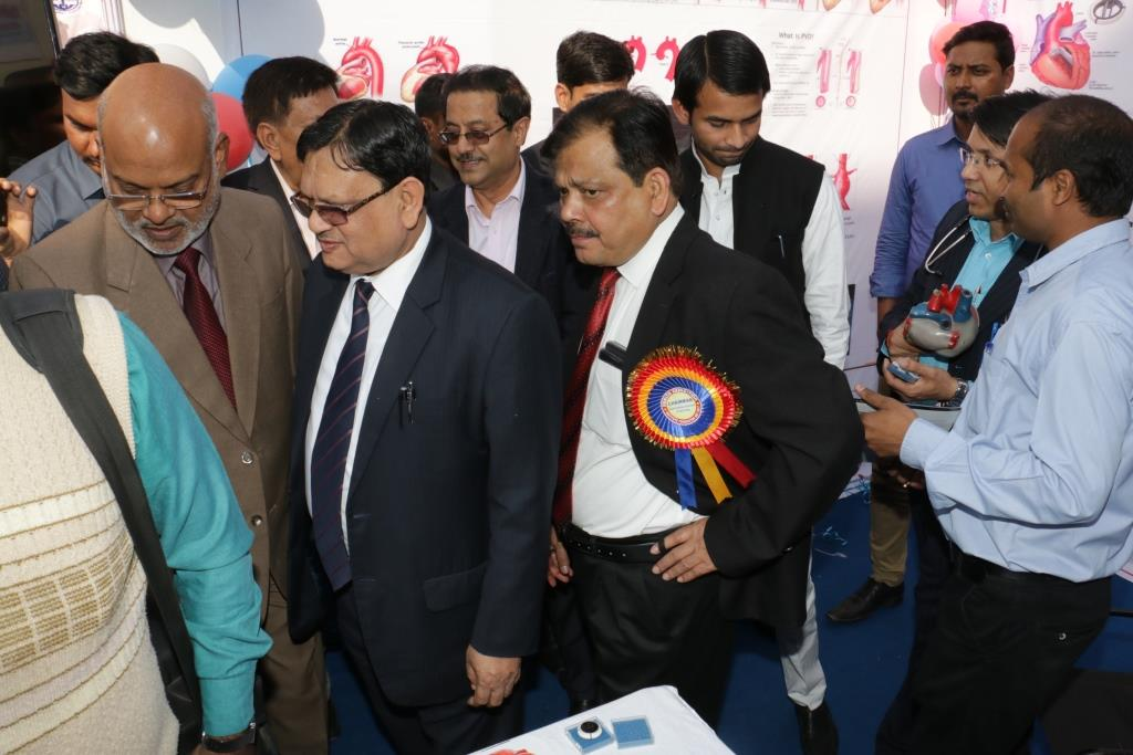 33RD INSTITUTE DAY CELEBRATION - HEALTH EXHIBITION: HE36
