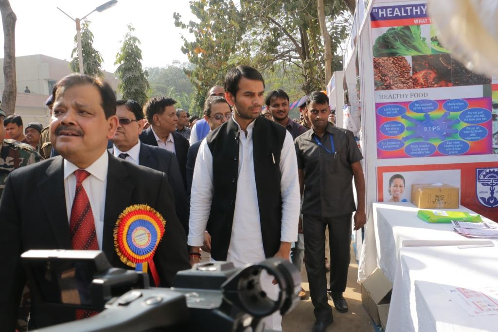 33RD INSTITUTE DAY CELEBRATION - HEALTH EXHIBITION: HE58